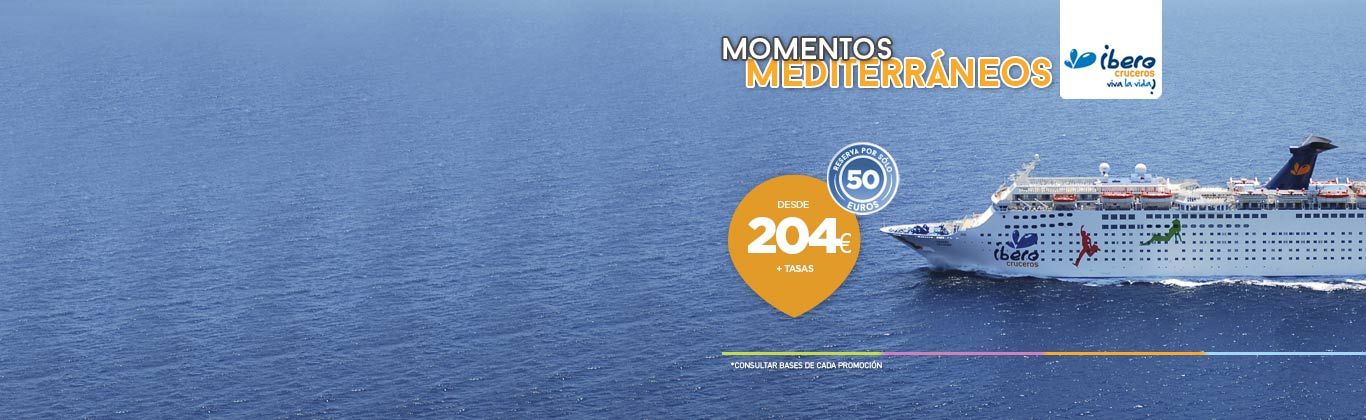 Momentos Mediterráneos Iberocruceros