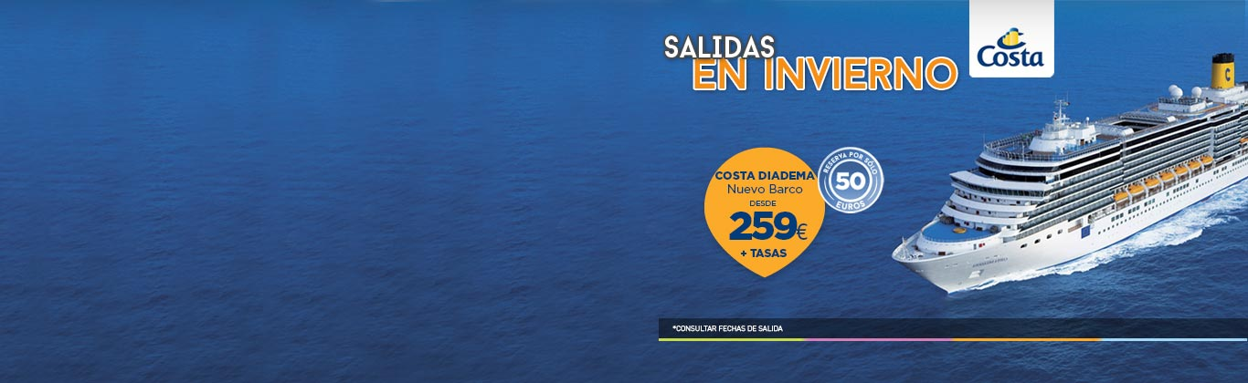 Barco Costa Cruceros