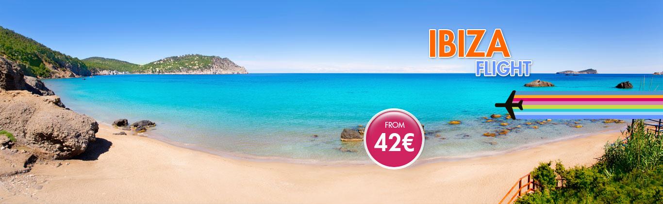 flight to Ibiza