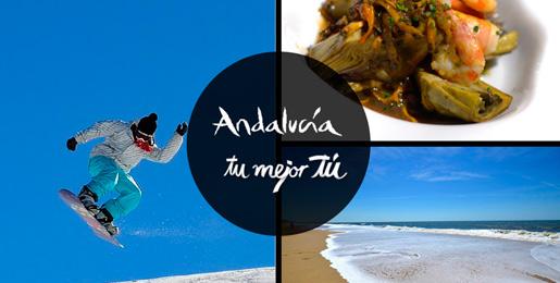 Andalucía tu mejor tú