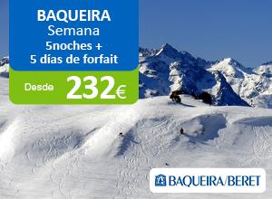 BAQUEIRA FIN DE AÑO
