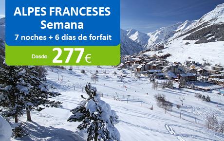 ofertas de esqui