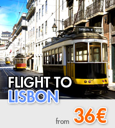 Flight to Lisbon