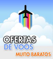 OFERTAS DE VOOS