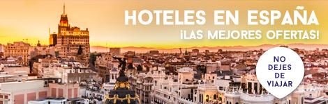 Hoteles Baratos en España, Madrid, Barcelona, Sevilla