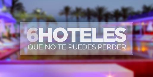 6 hoteles con encanto