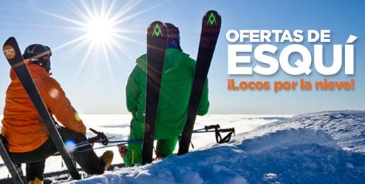 Ofertas esquí 2015