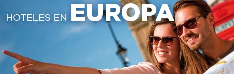 Hoteles Europa