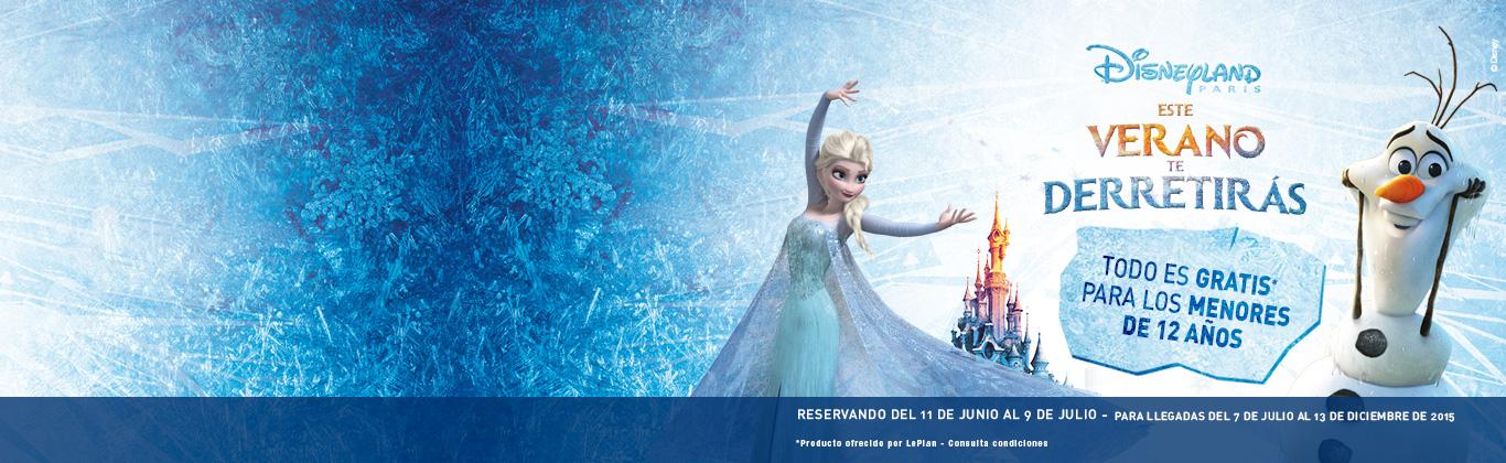 Disney - Este verano te d
