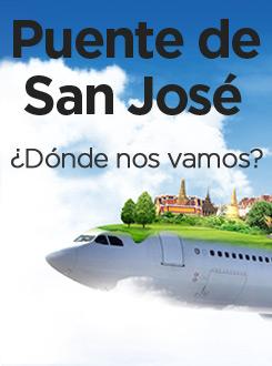 Ofertas San josé 2015