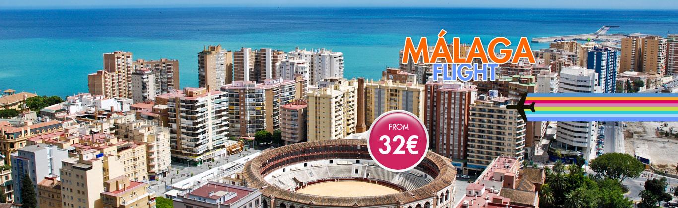 Roundtrip Malaga