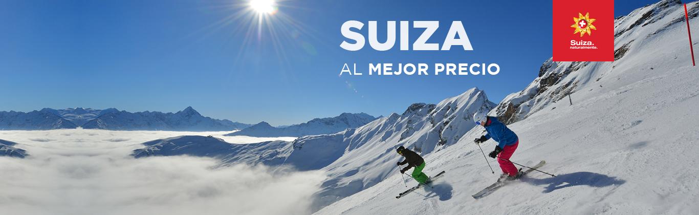 Ofertas de esquí en Suiza