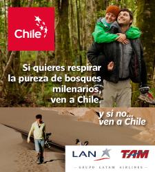 Chile, un país único