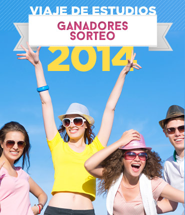 Viaje de Estudios 2014 Ganadores sorteo