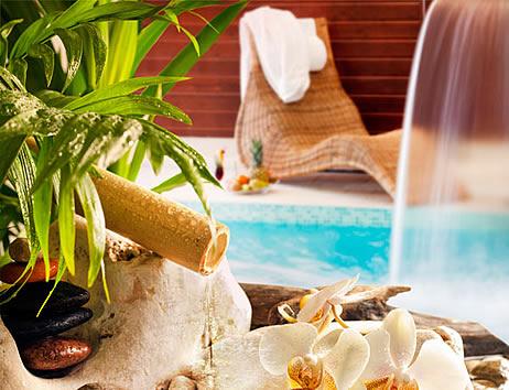 Hoteles con spa Relax a cuerpo de rey