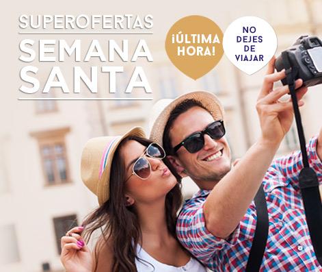 Ofertas Semana Santa 2014