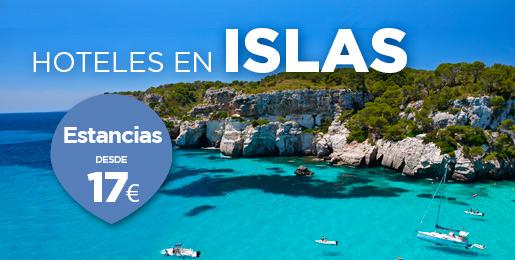 Hoteles Islas