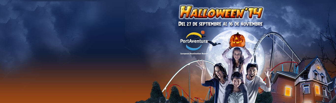 Hallowen en Port Aventura