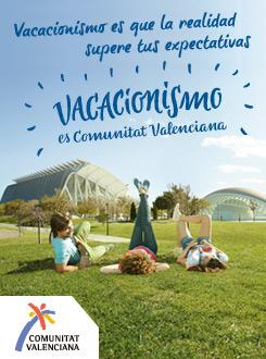 Vacacionismo es Comunitat Valenciana