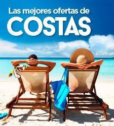 Las mejores ofertas de hoteles de playa y costas