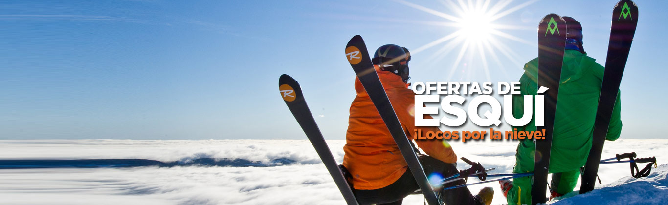 Ofertas Viajes de Esquí