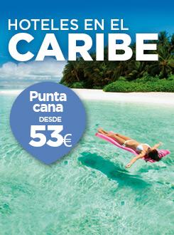 Ofertas hoteles caribe