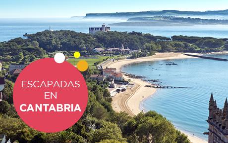 Escapadas en Cantabria