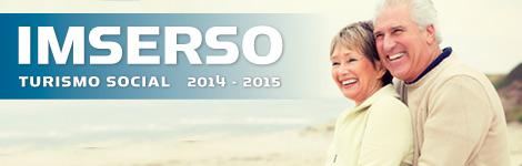 Viajes Imserso 2014 - 2015