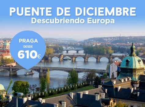 Puente de Diciembre Descubriendo Europa