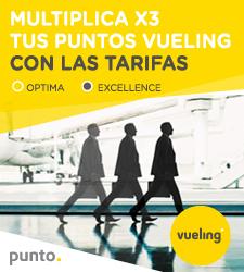 Vueling - Multiplica tus puntos