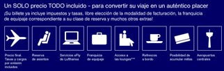 Servicios Lufthansa