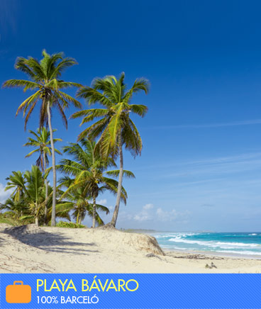 100% BarcelPlaya Bvaro desde 942&euro; + 7% dto